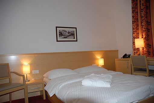 Zimmer im Hotel Izvir Therme Radenci