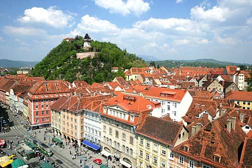 Landeshauptstadt Graz Steiermark