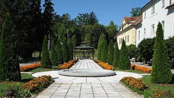 Kurpark Therme Radenci Slowenien