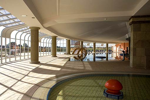 Therme Ptuj Slowenien Thermen Urlaub