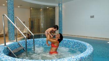 Wellness- und Kurbereich Hotel Aqua Sol Hajduszoboszlo