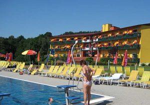 Thermenhotel & Wellnesshotel Puchasplus Stegersbach