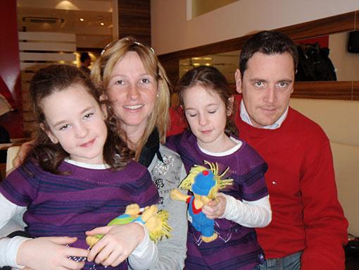 Familie Hafenscher aus Wiesmath