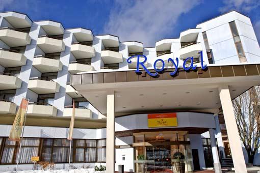 Wellnessurlaub im Hotel Royal Bad Ischl
