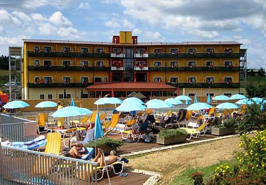 Wellnessurlaub in Stegersbach Thermenhotel **** PuchasPlus