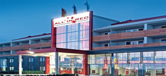 Allinred Thermenhotel Sonnentherme Lutzmannsburg