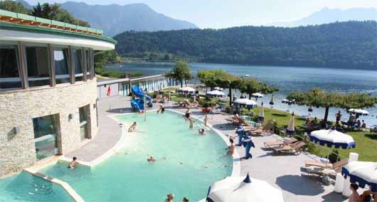 Parc Hotel Du Lac Levico Terme