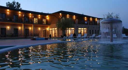 Hotel Termálkristály Aqualand 1A Wellnessurlaub